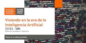 Viviendo en la era de la IA: Valencia