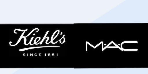 Kiehls X Mac .Night In / NIght Out Master Class