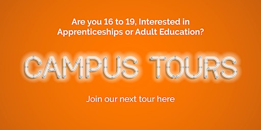 Abbey Park Campus Tour - Wednesday 5 February 2020