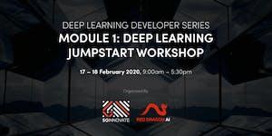 Deep Learning Jumpstart Workshop (17 – 18 February...