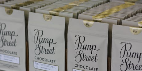 Pump Street Chocolate Tasting @SCP tickets