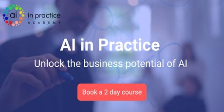 AI in Practice 2 day course | Amsterdam tickets