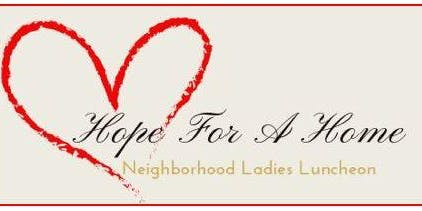 12th Annual Ladies Neighborhood Luncheon and Shopping Extravaganza