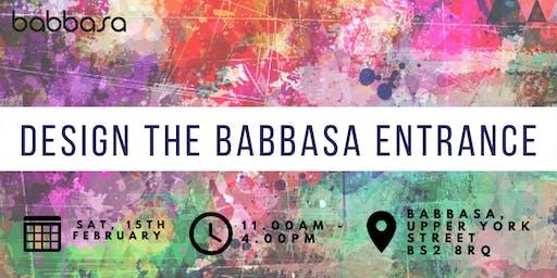 Paint the Babbasa Entrance!