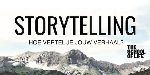 Storytelling door Tim Verheyden
