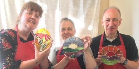 BEGINNERS STAINED GLASS WORKSHOP tickets
