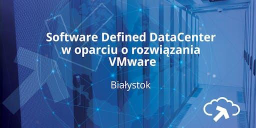 O usługach chmurowych dla biznesu - Software Defined DataCenter