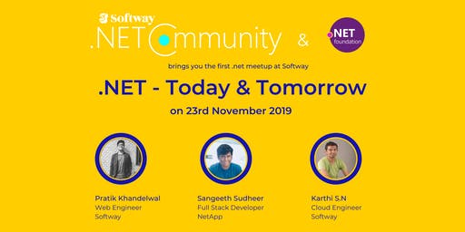 .NET - Today & Tomorrow (.NET Core, Kubernetes, Blazor, gRPC, Web Development)
