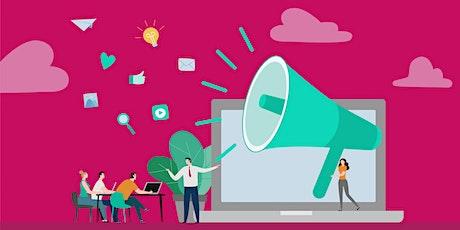 Masterclass: How To Create A Winning Marketing Strategy tickets