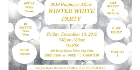 CEEF Charlotte Piedmont/American Eagle - 2019 Employee Affair - Winter White Party tickets