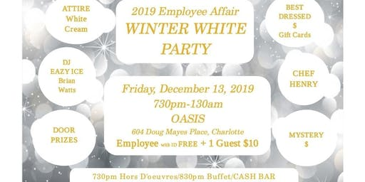 CEEF Charlotte Piedmont/American Eagle - 2019 Employee Affair - Winter White Party