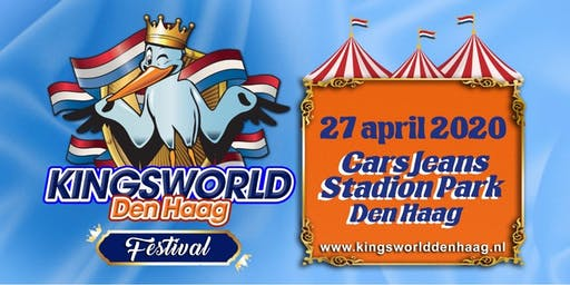 Kingsworld Den Haag 2020