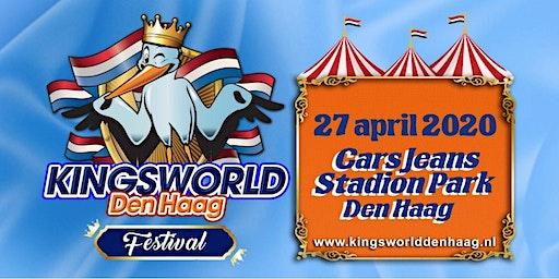 Kingsworld Den Haag 2020