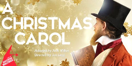 A Christmas Carol - a one man performance of Dickens enduring Christmas classic tickets