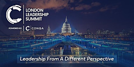 London Leadership Summit - 2020 tickets