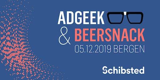 AdGeek & BeerSnack - Bergen