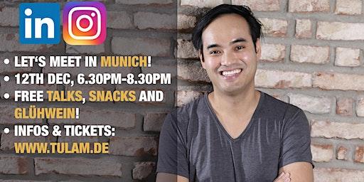 Let's meet in Munich!