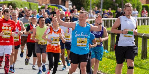Cambridge Half Marathon 2020