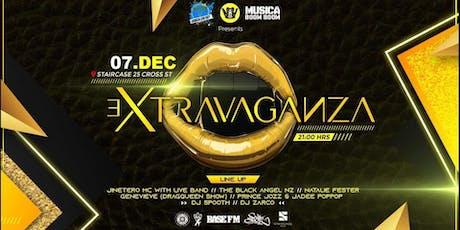 EXTRAVAGANZA tickets