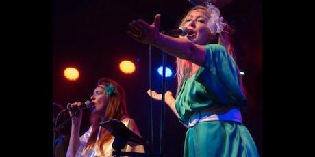 ABBA XS met Beatrice en Vera van der Poel tickets