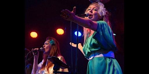 ABBA XS met Beatrice en Vera van der Poel