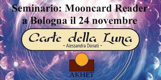 """Seminario """"Mooncard Reader"""""""