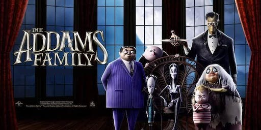 FamilienKINO: Die Addams Family