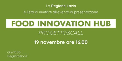 Food Innovation Hub - Viterbo