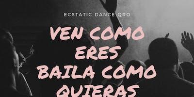 Ecstatic dance 8 Edición