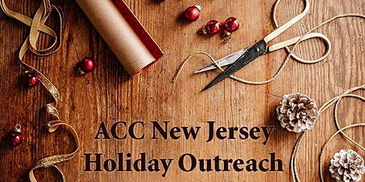 Holiday Outreach Book Wrap ACCNJ Thompson Hine Charity Event & Dinner