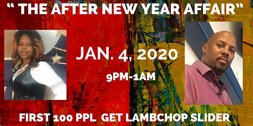 """""""The After New Year Affair"""""""