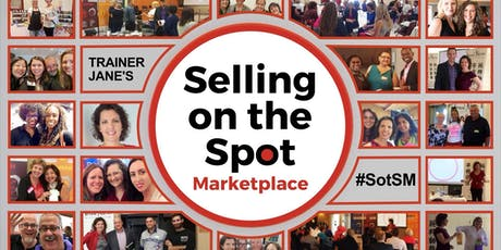 Selling on the Spot Marketplace - Markham Launch tickets