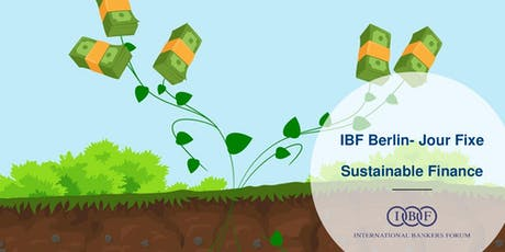 IBF - Jour Fixe - Sustainable Finance Tickets