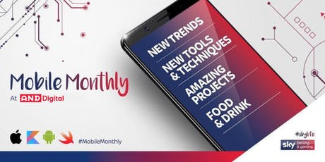 Mobile Monthly: November 2019 At AND Digital, Leeds tickets