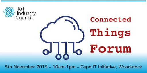 Connected Things Forum Cape