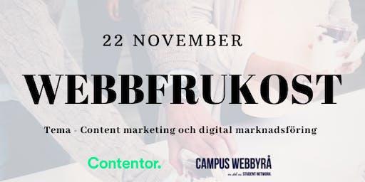 Content marketing och digital marknadsföring