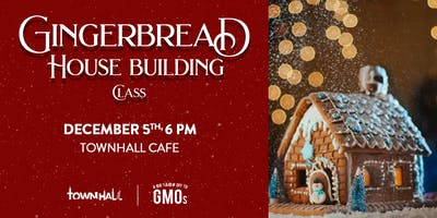 7th Annual Holiday Hop & Gingerbread House Building Workshop