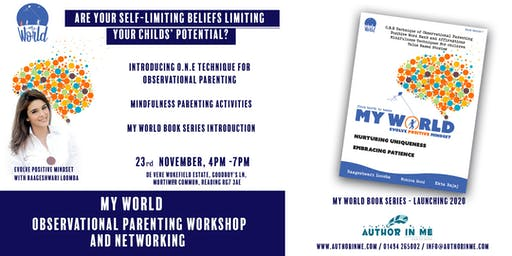 Observational Parenting Workshop and Networking