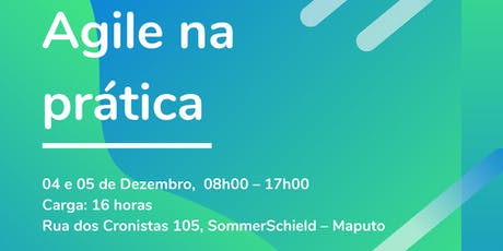 Workshop Agile na Prática - Maputo tickets