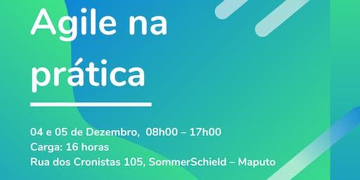 Workshop Agile na Prática - Maputo