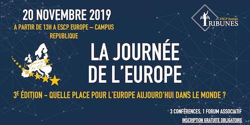 Journée de l'Europe 2019