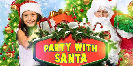Party with Santa tickets