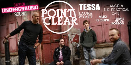 Point Clear - Underground Sound Presents tickets