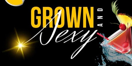 UNI OF LEI ACS: GROWN AND SEXY tickets