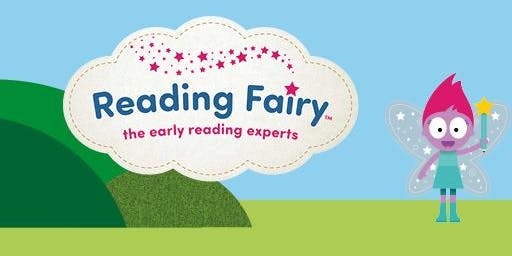 Christmas storytelling with the Reading Fairy at Oadby Library