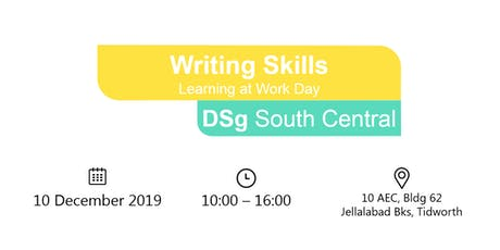 PCS Writing Skills Learning Day tickets