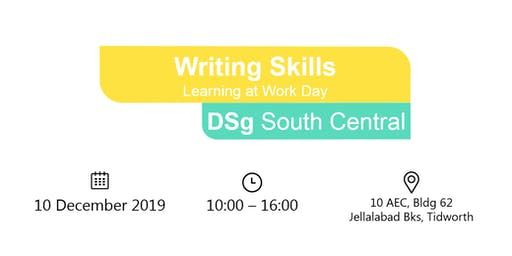 PCS Writing Skills Learning Day