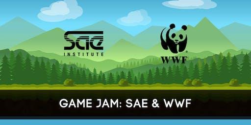 Game Jam - SAE meets WWF
