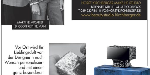 Exklusives Dufterlebnis im Horst Kirchberger Beauty Studio