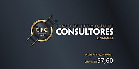 CURSO DE  FORMAÇÃO EM CONSULTORIA EMPRESARIAL ingressos